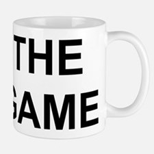 The Game black Mugs