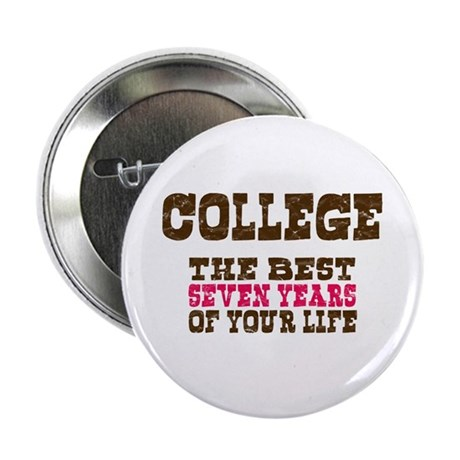 """College 2.25"""" Button (10 pack)"""