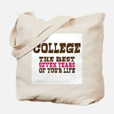 College Tote Bag
