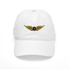 Wings of a Shrine Pilot Baseball Cap