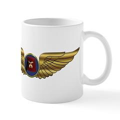 Wings of a Shrine Pilot Mug