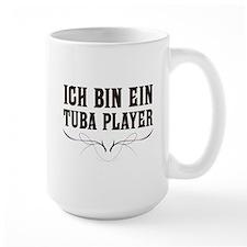 Ich Bin Ein Tuba Player Mug