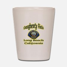 Long Beach Airport Shot Glass