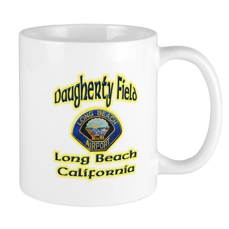 Long Beach Airport Mug