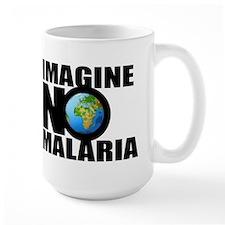 Imagine No Malaria Mug