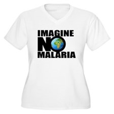 Imagine No Malaria T-Shirt