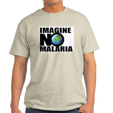 Imagine No Malaria Light T-Shirt