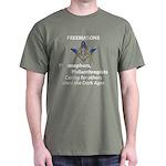 Masonic Care Dark T-Shirt