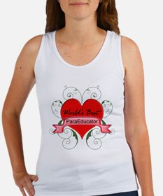 Cool School administration assistant Women's Tank Top