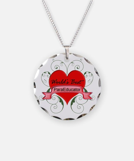 Cute School administration assistant Necklace