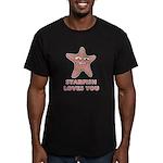 Starfish Men's Fitted T-Shirt (dark)