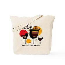 Mom Life's Best Teacher Tote Bag