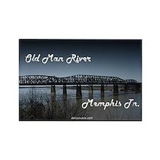 Old Man River Magnet (10 pack)