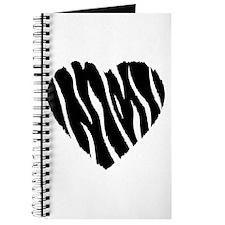 Zebra Fur Heart Journal
