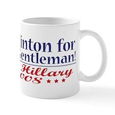 Bill Clinton First Gentleman Mug