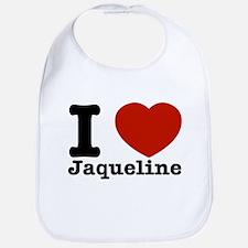 Jaqueline Baby Bib