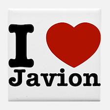 Javion.png Tile Coaster