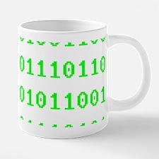 I Love You (in binary) T-Sh 20 oz Ceramic Mega Mug