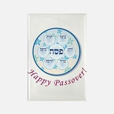 Passover Dish Rectangle Magnet