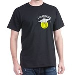 I Graduated Black T-Shirt