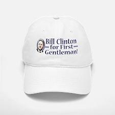 Bill Clinton First Gentleman 2008 Baseball Baseball Cap