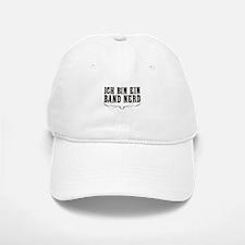 Ich Bin Ein Band Nerd Baseball Baseball Cap