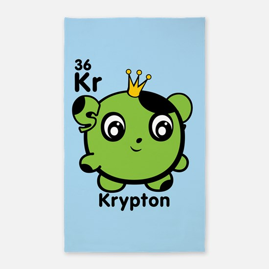 Cute Element Krypton Kr Area Rug
