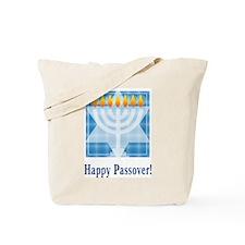 Jewish Symbols Tote Bag