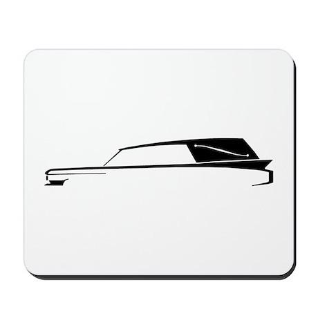 Hearse Logo Mousepad