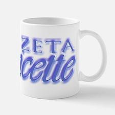 Unique Zeta phi beta amicettes Mug