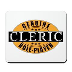 Genuine Cleric Gamer Mousepad