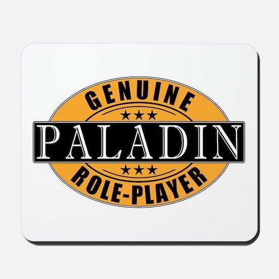 Genuine Paladin Gamer Mousepad