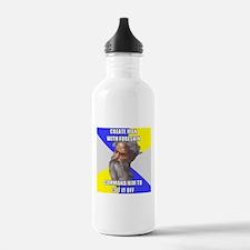 Troll God Water Bottle