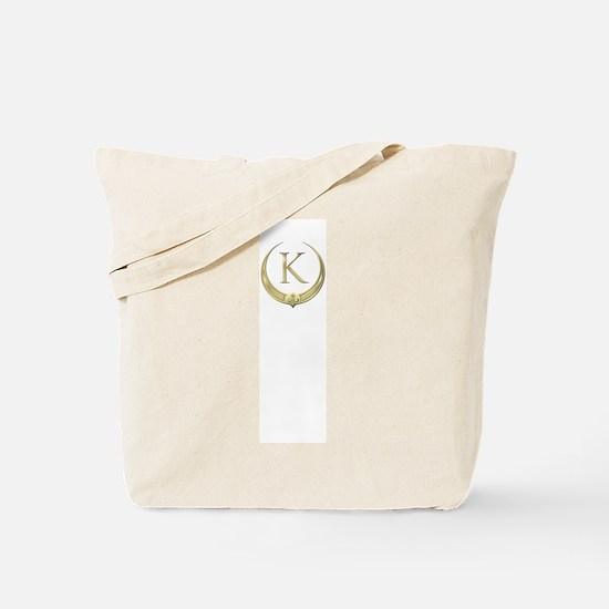 """Thurston """"K"""" Tote Bag"""