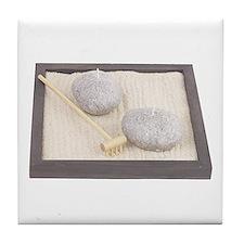 Zen Garden Tile Coaster