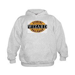 Genuine Wizard Gamer Hoodie