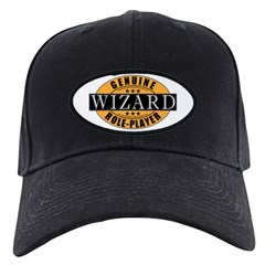 Genuine Wizard Gamer Baseball Hat