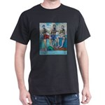 The Three Bears Black T-Shirt