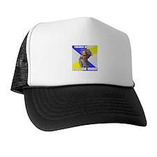 Troll God Trucker Hat