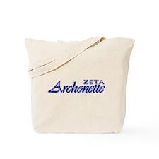 ZetaArchonette Tote Bag