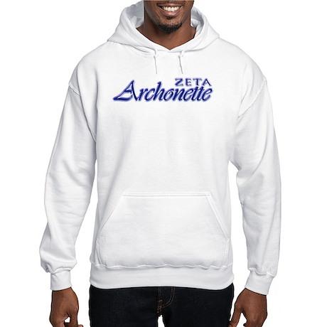 ZetaArchonette Hooded Sweatshirt