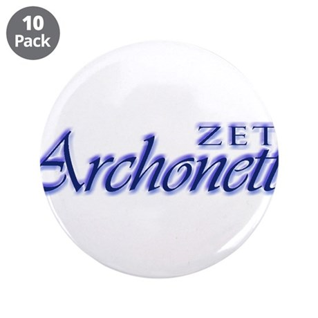 """ZetaArchonette 3.5"""" Button (10 pack)"""
