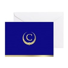 "Thurston ""C"" Greeting Cards (Pk of 10)"
