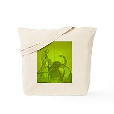 Green Preflight Tote Bag