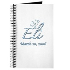 Eli stars and moon Journal