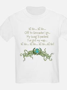 Hi Ho Geocache T-Shirt