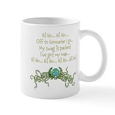 Hi Ho Geocache Small Mugs