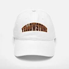 Yellowstone Bear Face Baseball Baseball Cap
