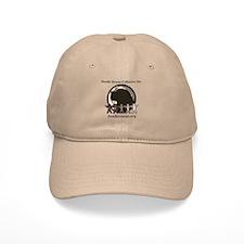DRC Baseball Baseball Cap - CAMEL/BROWN LOGO