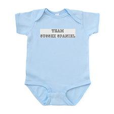 Team Sussex Spaniel Infant Creeper
